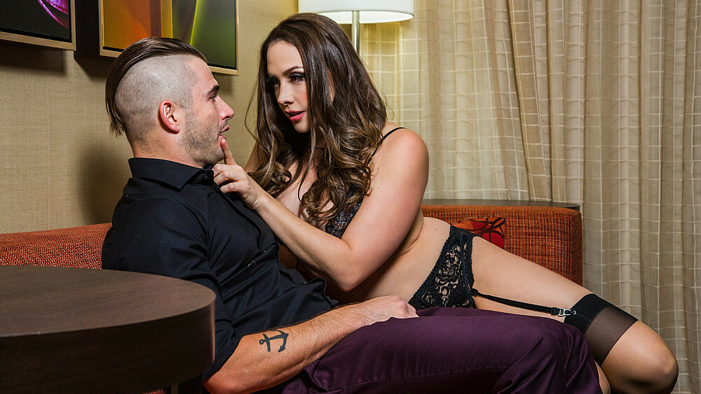 Chanel Preston takes control of her client