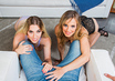 Watch Jillian Janson & Niki Snow & Ryan Driller in 2 Chicks Same Time