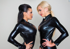 Luna Star & Nina Elle - Sex Position 1