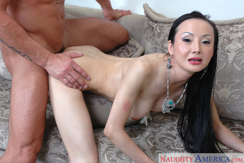 Ange venus asian mom takes it up the ass 1