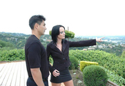 Melissa Lauren & Sergio in American Daydreams