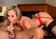 Brandi Love & Danny Mountain in Diary of a Milf - Sex Position 2