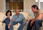 Lezley Zen & Joey Ray & Mark Davis in Diary of a Milf