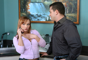 Katja Kassin & Chris Cannon in Diary of a Nanny - Sex Position 1