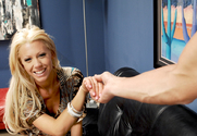 Tanya James & Christian in Housewife 1 on 1 - Sex Position 1