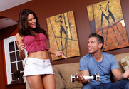 Aleksa Nicole & Mick Blue in I Have a Wife story pic