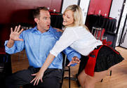 Alexis Texas & Will Powers in I Have a Wife - Sex Position 1