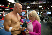 Angel Vain & Johnny Sins in I Have a Wife story pic