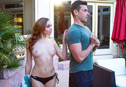 Ariana Marie & Ryan Driller in I Have a Wife - Sex Position 1