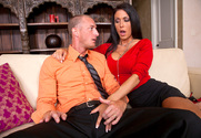 Jessica Jaymes & Ryan Mclane in I Have a Wife - Sex Position 1