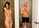 Lyla Storm & Will Powers in I Have a Wife - Sex Position 2