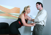 Phoenix Marie & Charles Dera in I Have a Wife - Sex Position 1