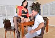 Reagan Foxx & Johnny Castle in I Have a Wife