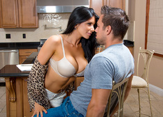 Romi Rain & Johnny Castle in I Have a Wife - Centerfold
