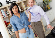 Shazia Sahari & Jack Lawrence in I Have a Wife