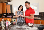 Whitney Wright & Johnny Castle in I Have a Wife