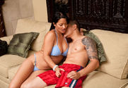 Mason Storm & Cris Commando in Latin Adultery story pic