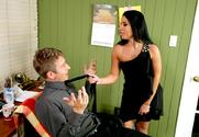 Monica Santhiago & Danny Wylde in Latin Adultery - Sex Position 1