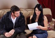Olivia O'Lovely & Jordan Ash in Latin Adultery story pic