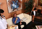Sativa Rose & Sarah Jessie & Evan Stone in Latin Adultery
