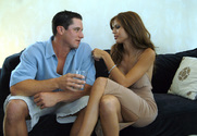 Shy Love & Travis Lee in Latin Adultery story pic