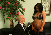 Sophia Lomeli & Ben English in Latin Adultery - Sex Position 1