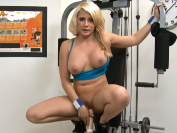 madison ivy gym