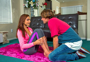 Ariana Marie & Tyler Nixon in My Dad's Hot Girlfriend - Sex Position 1