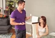 Bree Daniels & Johnny Castle in My Dad's Hot Girlfriend - Sex Position 1