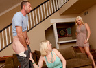 Dayna Vendetta & Siri in My Dad's Hot Girlfriend - Sex Position 2