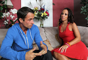 Jada Stevens  & Alan Stafford in My Dad's Hot Girlfriend - Sex Position 1