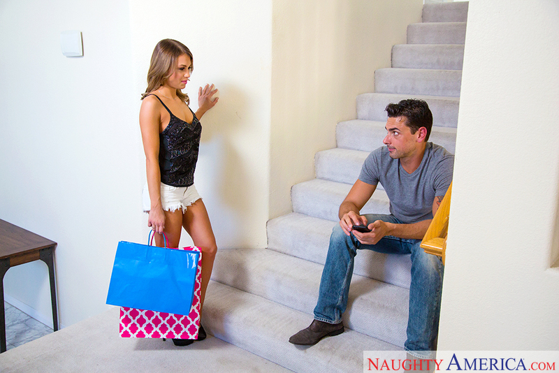 Naughtyamerica – Kendall Kayden & Ryan Driller in My Dad's Hot Girlfriend