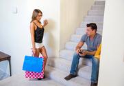 Kendall Kayden  & Ryan Driller in My Dad's Hot Girlfriend - Sex Position 1