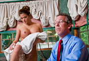 Madelyn Marie & Tom Byron in My Dad's Hot Girlfriend - Sex Position 1