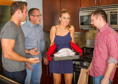 Nicole Aniston & Chad White in My Dad's Hot Girlfriend - Centerfold
