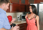 Rahyndee James & Levi Cash in My Dad's Hot Girlfriend - Sex Position 2