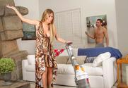 Tasha Reign & Xander Corvus in My Dad's Hot Girlfriend - Sex Position 1