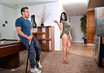 Watch Audrey Bitoni & Johnny Castle in My Friend's Hot Girl