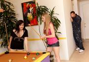 Avril Hall & Jordan Ash in My Friend's Hot Girl