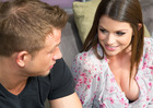 Brooklyn Chase & Bill Bailey in My Friend's Hot Girl - Sex Position 2