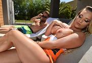 Cali Carter & Van Wylde in My Friend's Hot Girl