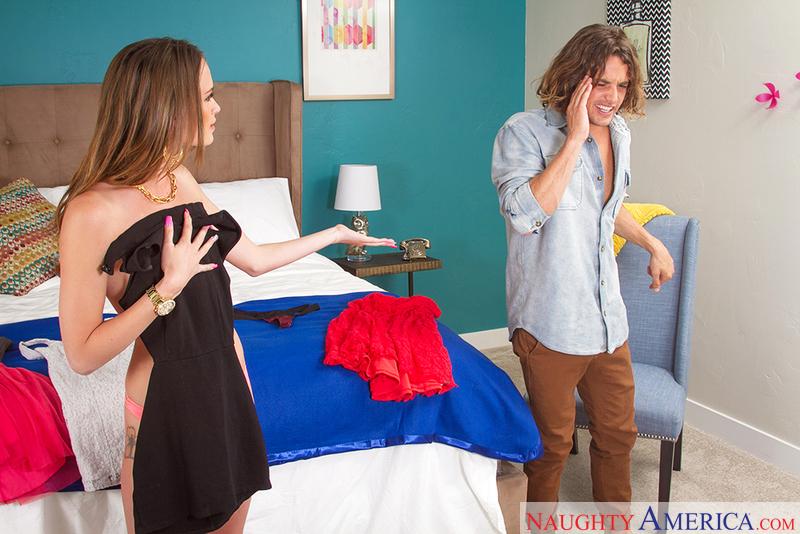 Naughtyamerica – Kacy Lane & Tyler Nixon in My Friend's Hot Girl