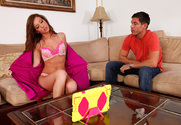 Maddy O'Reilly & Mick Blue in My Friend's Hot Girl - Sex Position 1