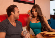 Madison Ivy & Rocco Reed in My Friend's Hot Girl - Sex Position 1