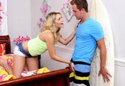 Mia Malkova & Van Wylde in My Friend's Hot Girl - Sex Position 1