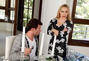Aiden Starr & James Deen in My Friend's Hot Mom story pic