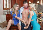 Alexis Fawx & Julia Ann & Lucas Frost in My Friend's Hot Mom