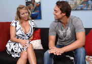 Amber Lynn Bach & Rocco Reed in My Friends Hot Mom - Sex Position 1