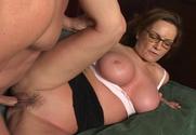 Rebecca Bardoux & Matt Bixel in My Friend's Hot Mom sex pic