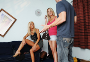 Bridgett Lee & Misty Vonage & Johnny Sins in My Friend's Hot Mom